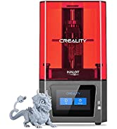 Creality Official HALOT-ONE (CL-60) Resin 3D Printer Integral Lighting Dual Cooling & Filtering S...