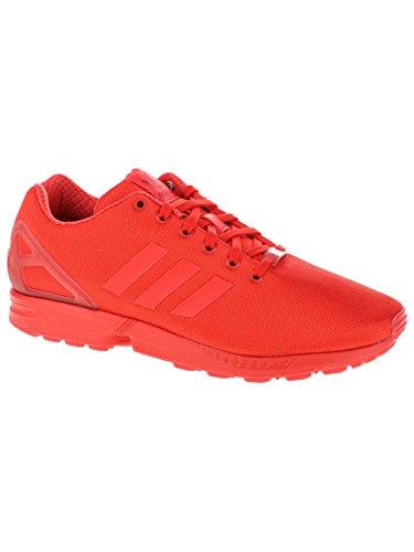 Running adidas Rouge ZX Entrainement de Flux Homme Chaussures rIzUIq