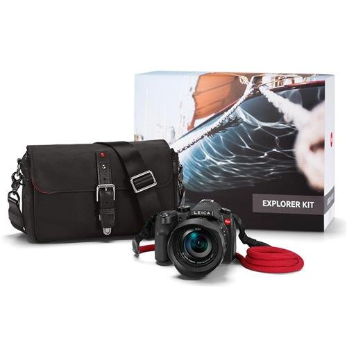 Leica V-Lux Typ 114 Explorer (Digital Camera Explorer Kit)