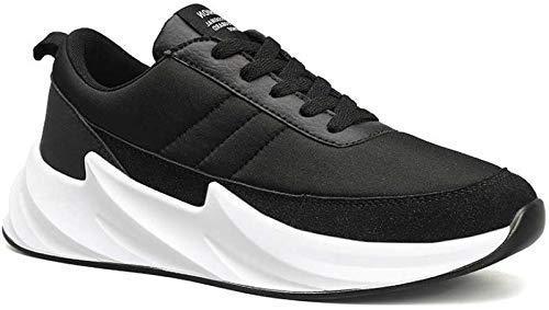 bentli Men's Black Sports Shoes - 6 UK