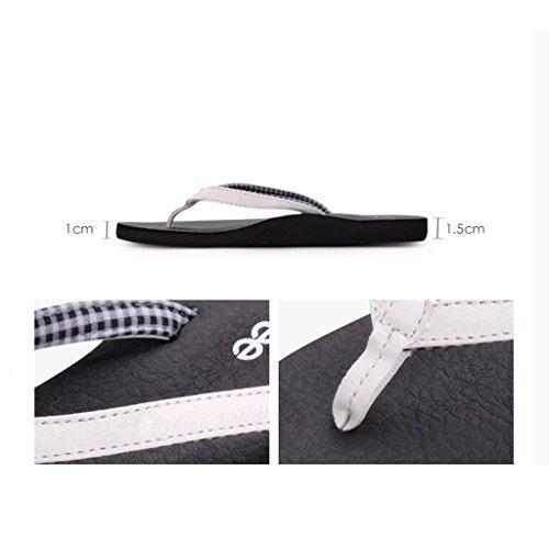 Zapatos Sandalias Desgaste Blanco de Moda de Zapatillas Verano Deportivas Femenina 5 Color de 0 Tama o Blanco zgyq5qtWw