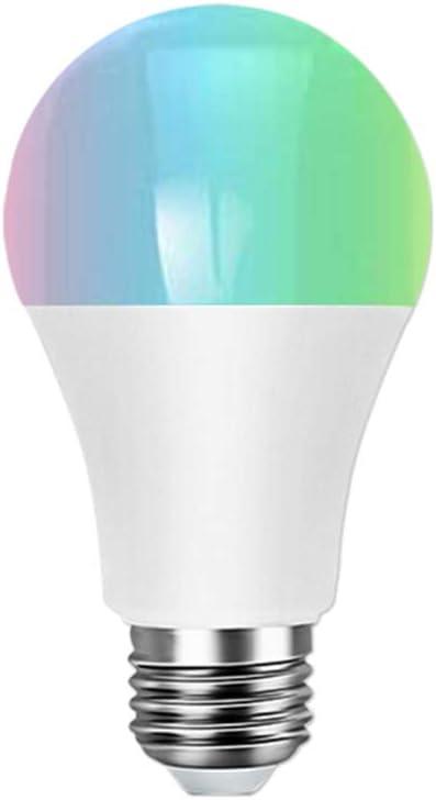 KEKEDA WiFi intelligente lampadina dimmerabile Wake-up Lights no Hub required compatibile con Google e ALEXA assistente