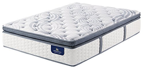 Serta Perfect Sleeper Elite Plush Super Pillow Top 700 Innerspring Mattress, California King (King California Serta)