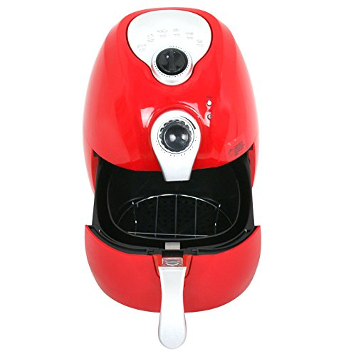 Zeny 1500w Oil Free Electric Air Fryer W Temperature
