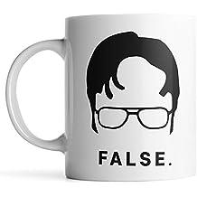 The Office Worlds Best Boss- Dwight Schrute coffee mug- 11 ounces