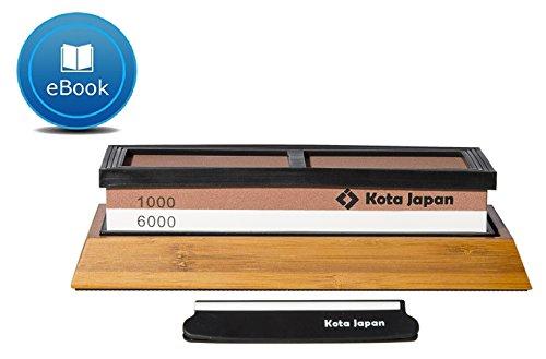 Kota Japan 1000-grit Coarse Side and 6000-grit Polishing Sid