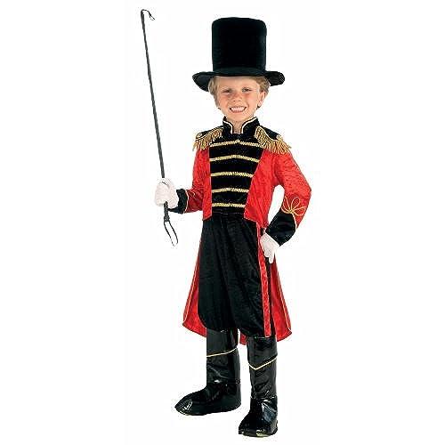 Forum Circus Ring Master Child Costume Small/4-6  sc 1 st  Amazon.com & Circus Costume: Amazon.com