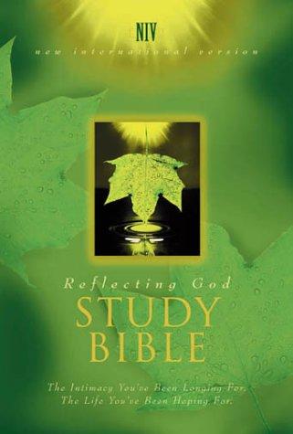 Reflecting God Study Bible