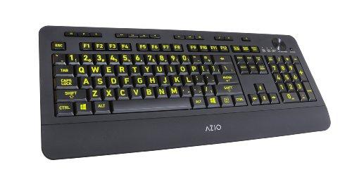 Azio Keyboard Interchangeable Backlight KB506 product image