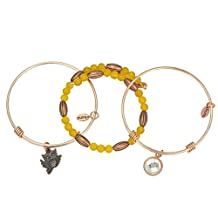 Fall Frenzy Rose Gold Expandable Kona Stack Bracelet Set