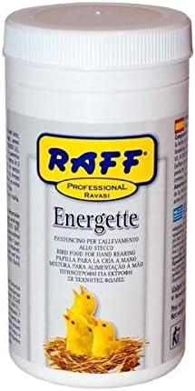 Raff Energette papilla para embuchar pájaros 100gr