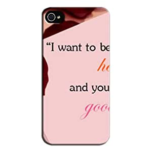 Fashion Design Protection For Iphone 5/5s Cover Case Red 03O6do6r57