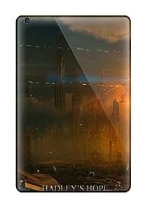 1108859I15236314 Pretty Ipad Mini Case Cover/ City Series High Quality Case