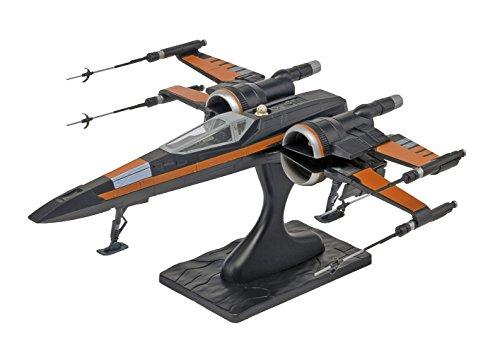 Revell Episode VII Poe's X-Wing Fighter Model Kit