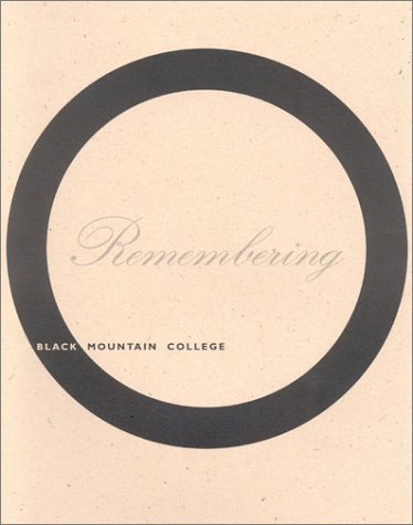Remembering Black Mountain College