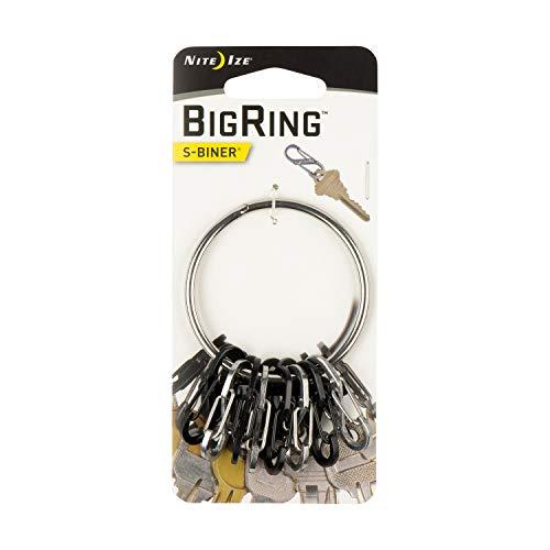 Nite Ize BigRing Steel, 2