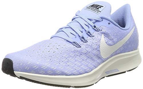 - Nike Women's Air Zoom Pegasus 35 Running Shoes Aluminum/Black/Sail 8.5 M US