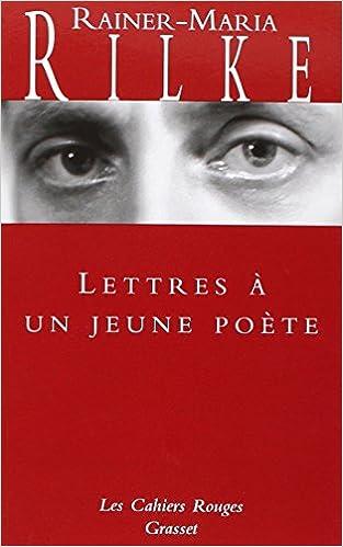 """Résultat de recherche d'images pour """"lettre à un jeune poete rainer maria rilke couverture"""""""