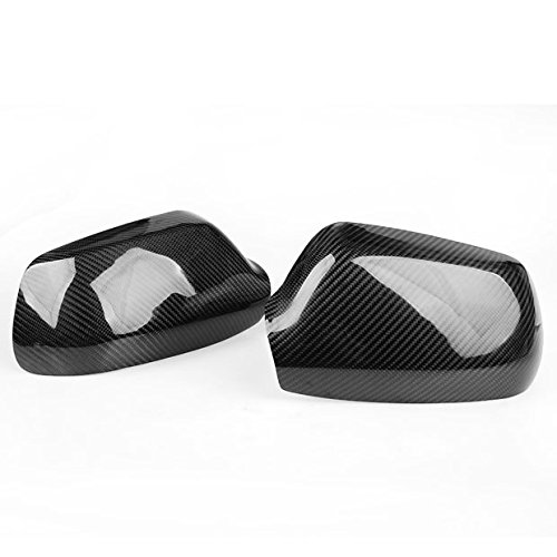 07 Real Carbon Fiber (Brand New Real 3K Carbon Fiber Rear View Side Door Mirror Covers For 03-07 Mazda 6 2 3)