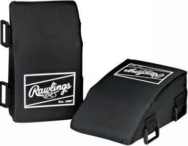 Rawlings RKRYB Yth Foam Wedge Knee Relievr BK by Rawlings