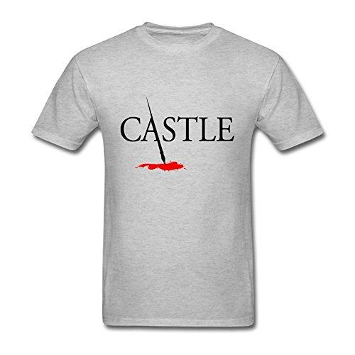 Ptshirt.com-19409-RNUER Tv Show Castle Men\'s T-Shirts-B01ERSKZJ6-T Shirt Design