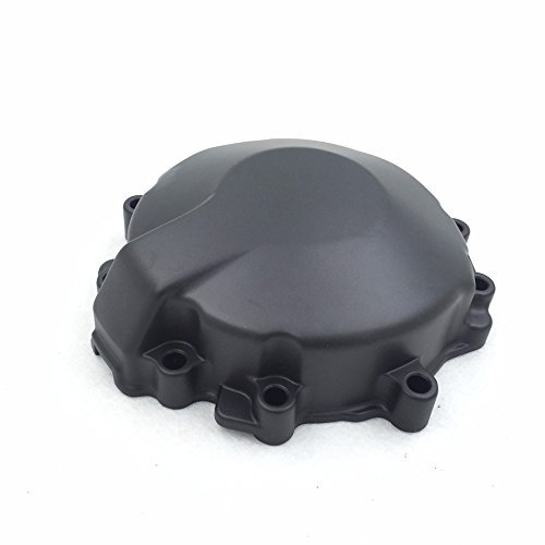 HK Motorcycle OEM Replacement Black Engine Stator Cover For 2009 2010 2011 2012 2013 2014 Kawasaki ZX-6R
