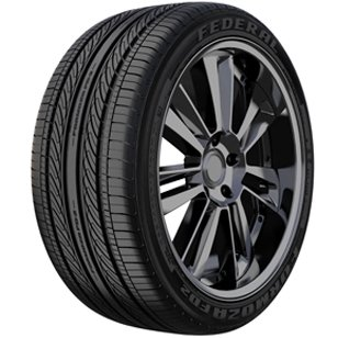 Federal Formoza FD2 Performance Radial Tire - 225/45R18 95W