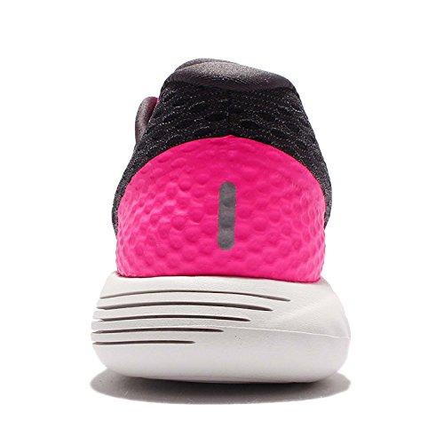 Nike Lunarglide 8 Pink Running / Antracite / Cool Grey / Summit Bianche Da Donna