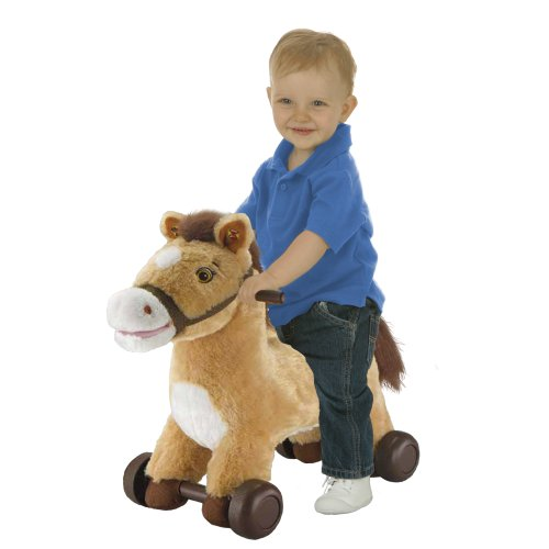 Rockin' Rider Charger 2-in-1 Pony Ride On