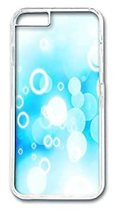 ACESR Circular Bubbles Luxury iPhone Case PC Hard Case Back Cover for Apple iPhone 6 4.7inch
