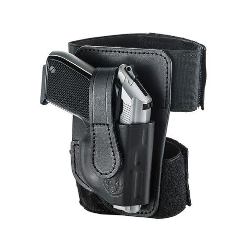 Beretta Holster Tomcat 3032 Ankle RH Leather Black