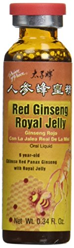 Royal Jelly 10 Vials - Prince of Peace Red Ginseng Royal Jelly 30 Vial(s)