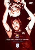 1975 FA Cup Final West Ham United v Fulham [DVD]