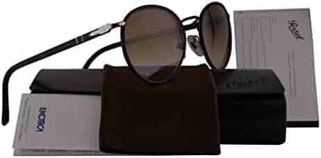b92c46f35aa87 Persol PO2422SJ Sunglasses Matte Brown Havana w Brown Gradient Lens 49mm  99251 PO 2422SJ
