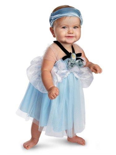 Disney Baby Infant Girls Cinderella Costume My First Princess 6-12m (Cinderella Baby Costume)