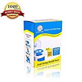 Diaper Pail Refill Bags (1020 Counts) Fully Compatible with Arm&Hammer Disposal System (One Item)