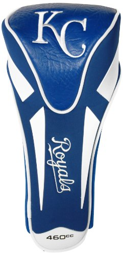 Team Golf MLB Kansas City Royals Golf Club Single Apex Driver Headcover, Fits All Oversized Clubs, Truly Sleek Design