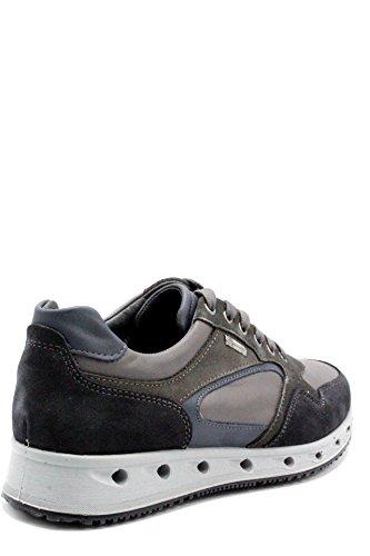 IGI&CO Ulsgt 8747, Sneaker a Collo Basso Uomo Notte