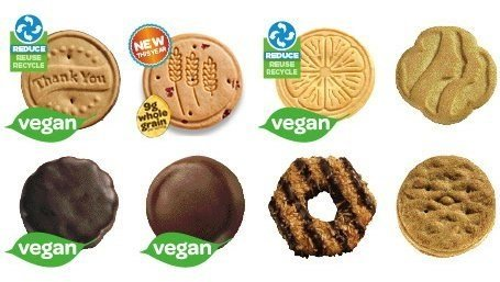 Girl Scouts Cookies 1 case (12boxes) (Thanks-a-lot) by Girl Scouts