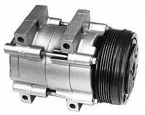 Four Seasons 57132 Remanufactured Compressor with Clutch (Compressor Air Conditioning Auto)