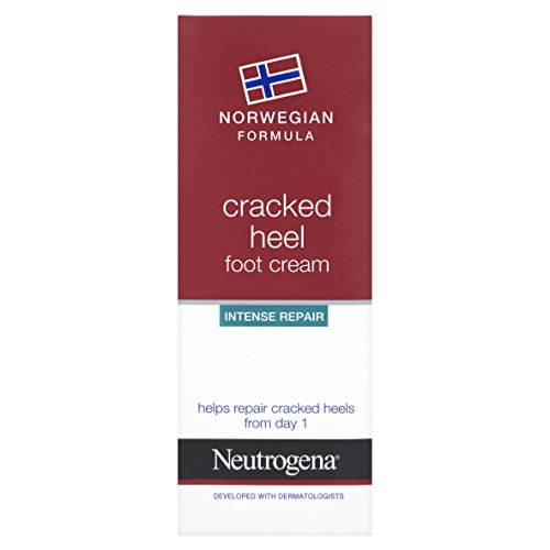 Neutrogena Norwegian Formula Cracked Heel Foot Cream (40ml)