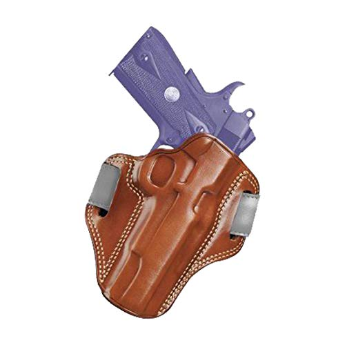Combat Glock Holster (Galco Combat Master Belt Holster for Glock 21, 20 (Tan, Right-hand))