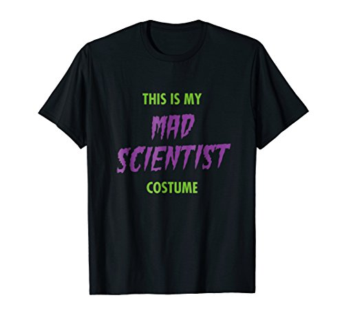 Scary Mad Scientist Costumes - This is my scary mad scientist