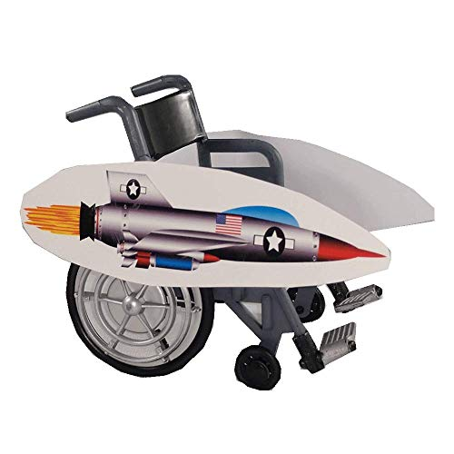 American Fighter Jet Wheelchair Costume Child's ()