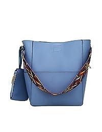 Rubysports Women Classic Casual Hobo Bag Sling Crossbody Bag Handbag Shoulder Bag