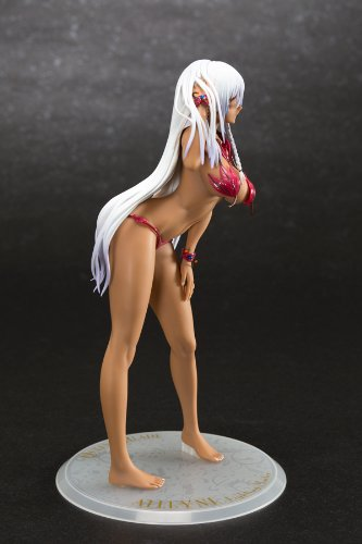 Orchid Seed Queen's Blade: Beautiful Fighters: Alleyne (Ex Color Version) PVC Figure
