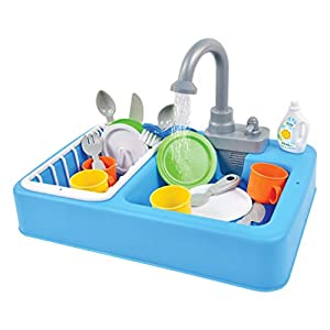 Sunny Days Entertainment Kitchen Sink Play Set