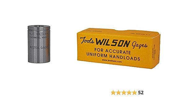 # CG-2545S L.E Wilson Case Length Headspace Gauge for 25-45 Sharps NEW