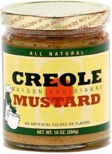 - Creole Shut-My-Mouth Mustard, 10 oz.(3 Pack)