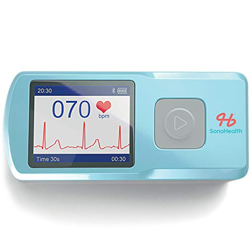 SonoHealth Portable EKG Heart